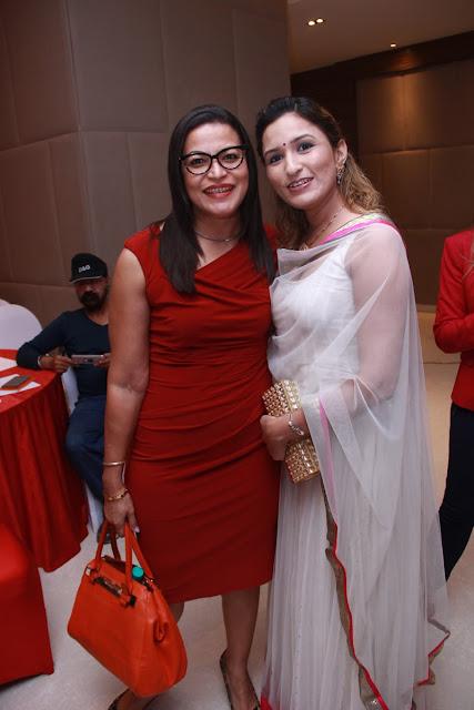 Thenny Melija and Aashmeen Munjal