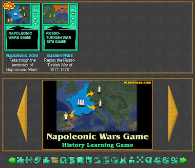 Online History Map Games