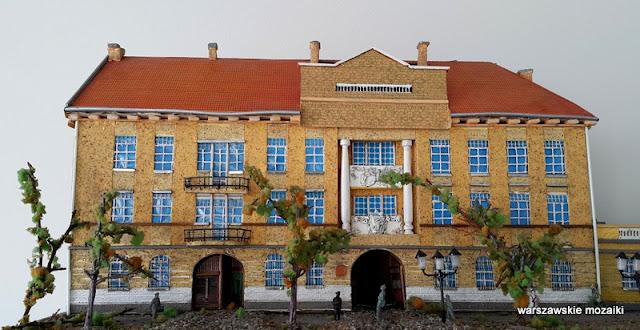 Warszawa Warsaw Praga Północ muzea Targowa 50/52