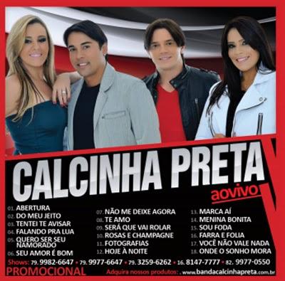 cd calcinha preta dezembro 2011