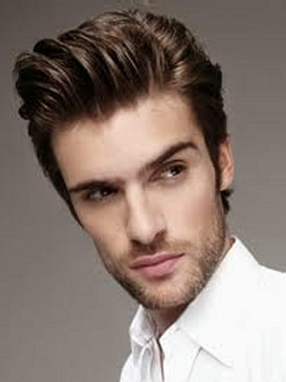 Groovy 2014 Trendy Haircuts For Men Latest Hairstyles Short Hairstyles Gunalazisus