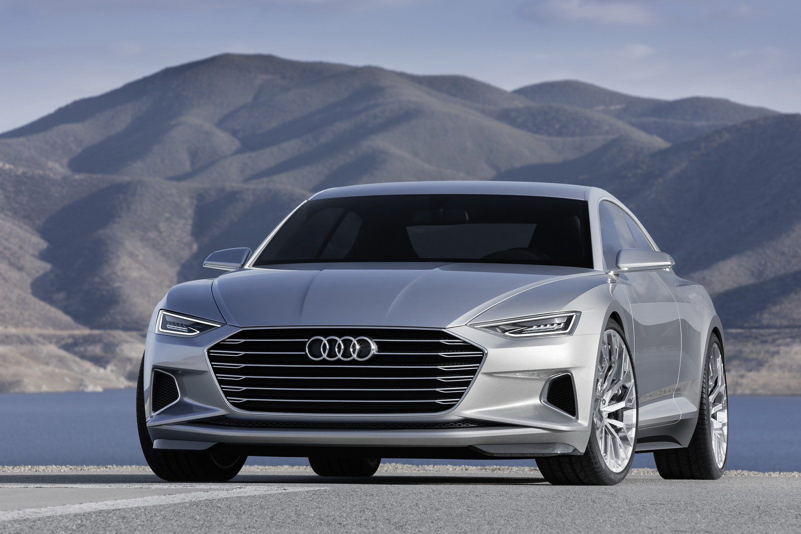 Audi a7 2017 reportedly has a significant change in terms of outside design compared to previous models under the main command of head of design