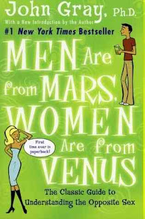 Men are from Mars Women are from Venus Review and Summary