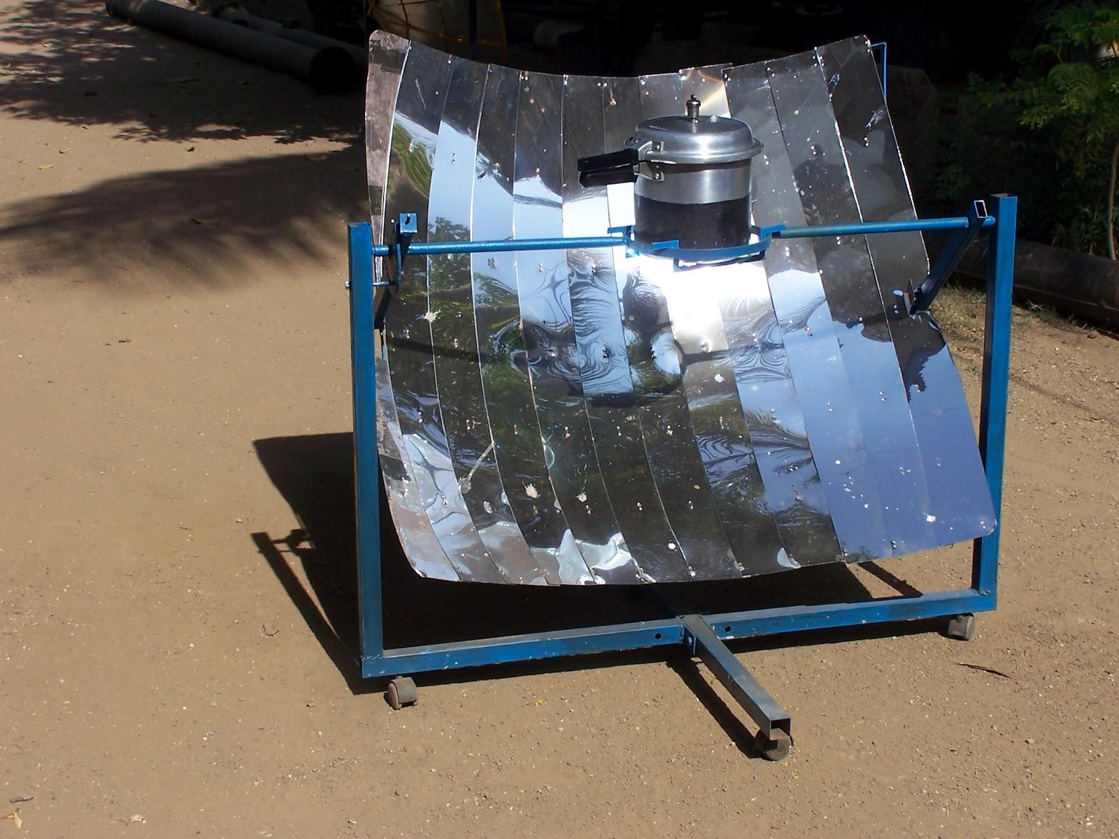 Solar Cooker Designs Parabolic Concentrators
