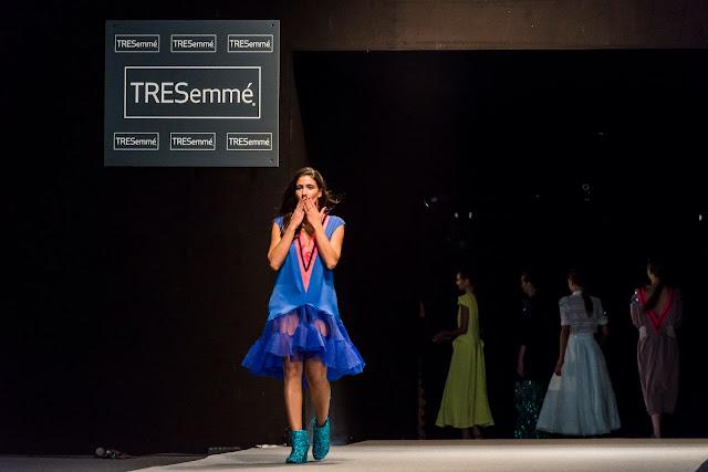 Beatriz Peñalver, New Collection, Red, SS17, Desfiles, MFSHOW WOMEN, Pasarela, Moda Española, Blog de Moda