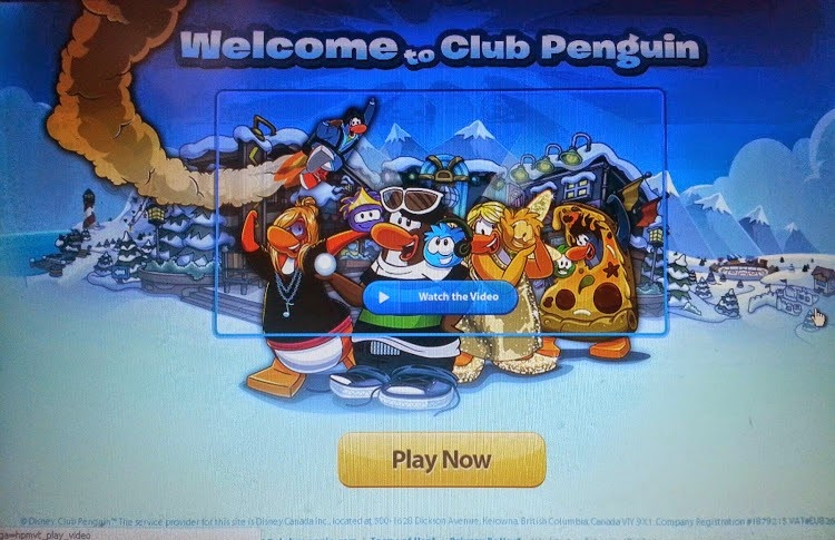 Club Penguin online review
