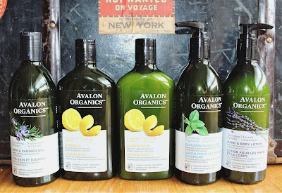 Avalon Organics Review & Giveaway