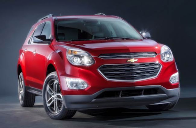 2017 Chevy Equinox Redesign