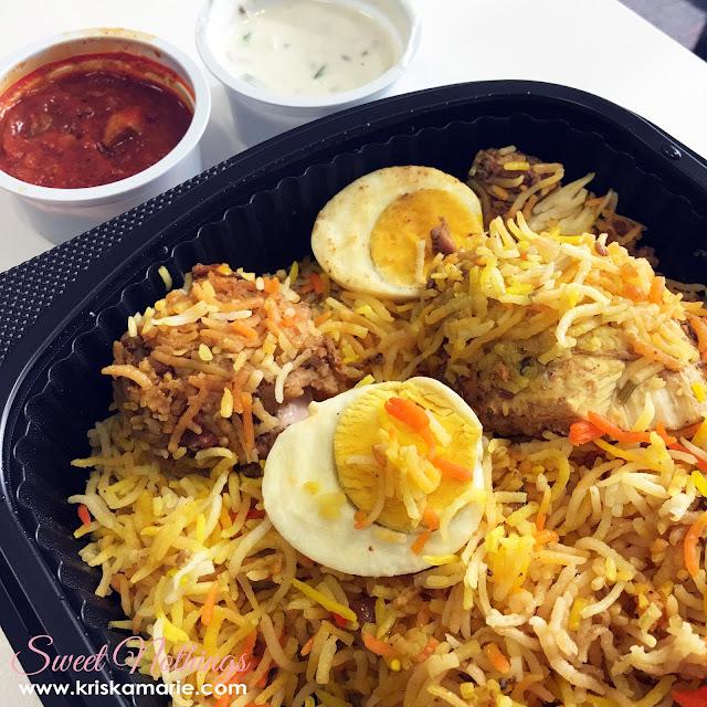 Chicken Biryani from Buzz Adda