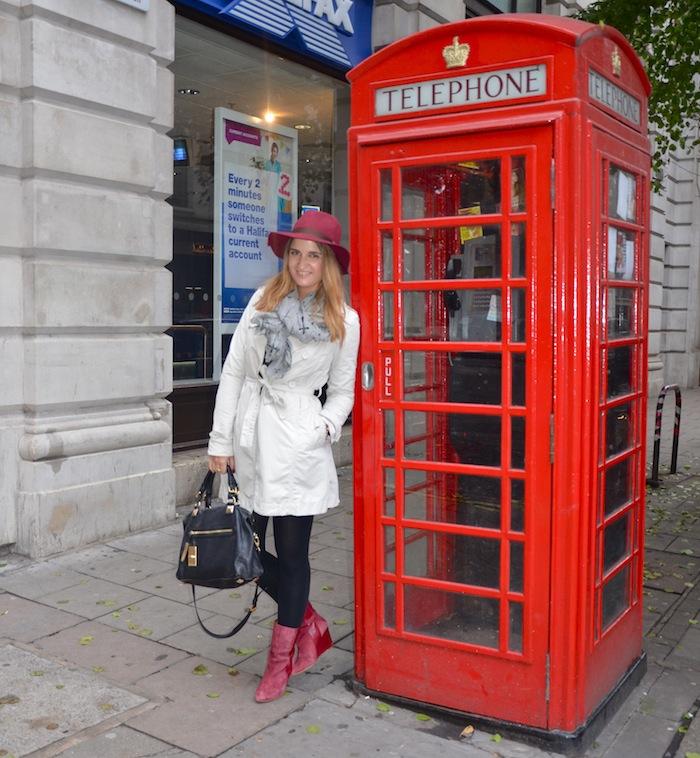 EXPRESS LONDON TRIP
