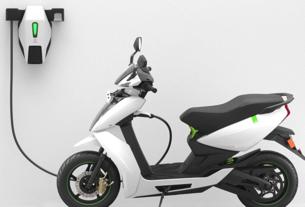 Ather Scooters