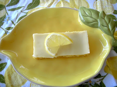 Margaret's Morsels | Lemon Bars