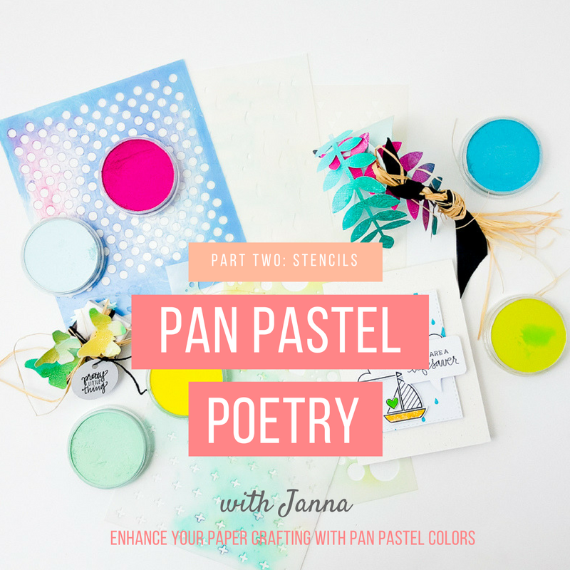 Pan Pastel Poetry Online Class with Janna Werner at Big Picture Classes