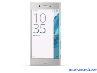 Cara Flashing Sony Xperia XZ Dual F8332 Via Flashtool