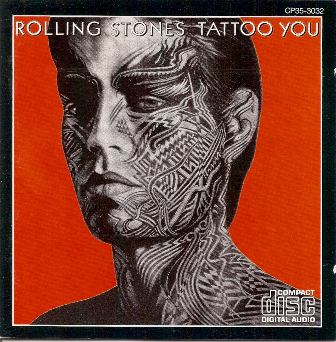 rolling stones tattoo cd pressing records collection
