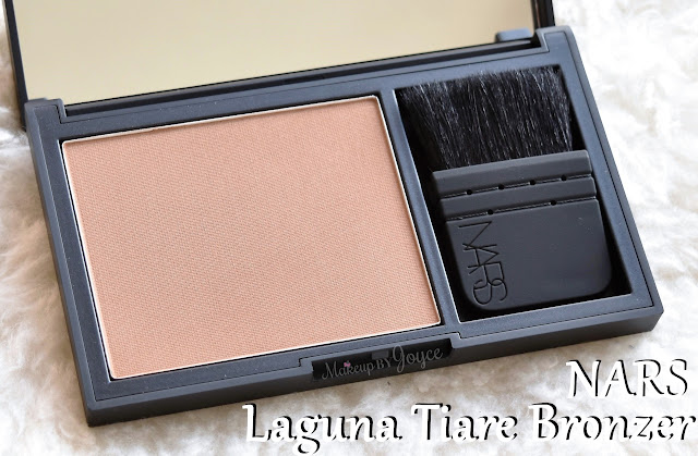 NARS Laguna Tiare Bronzer Limited Edition Review Ita Kabuki Travel Brush 2016