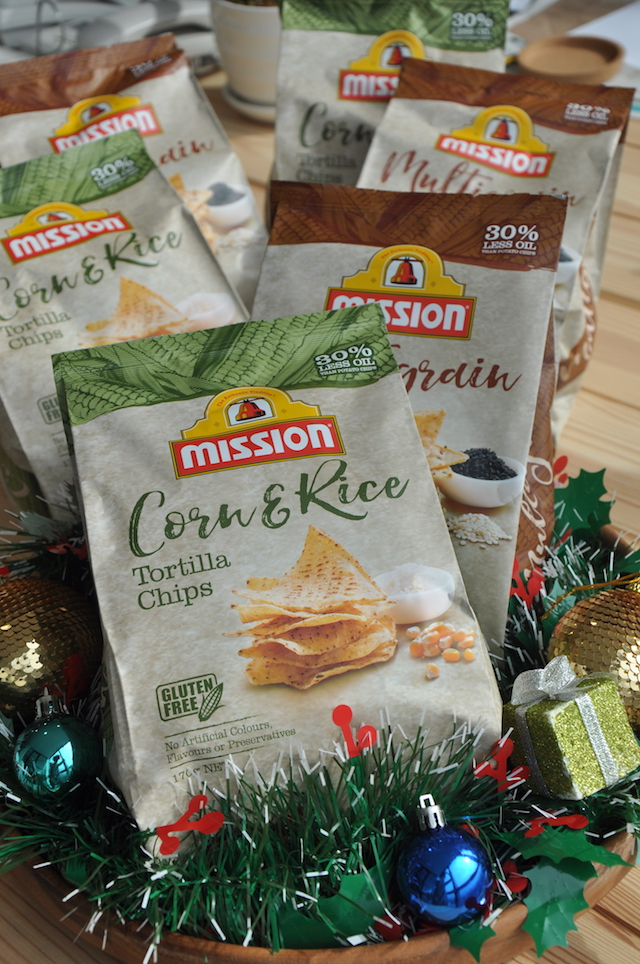 Stocking up on the good stuff this festive season!