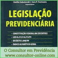 Legislação previdenciária, INSS, Normas e Procedimentos