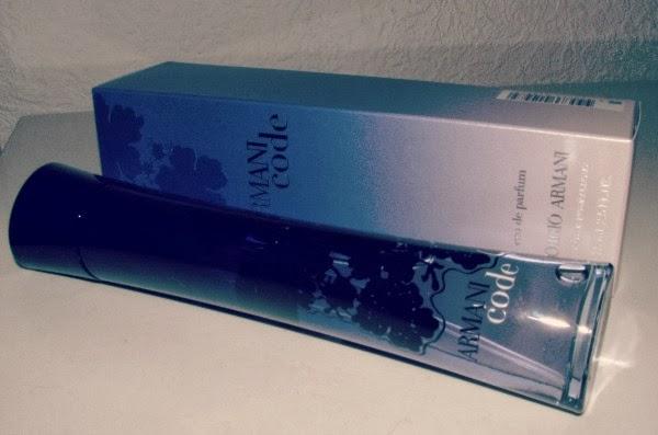 Giorgio Armani Code Femme Parfum - Review 3
