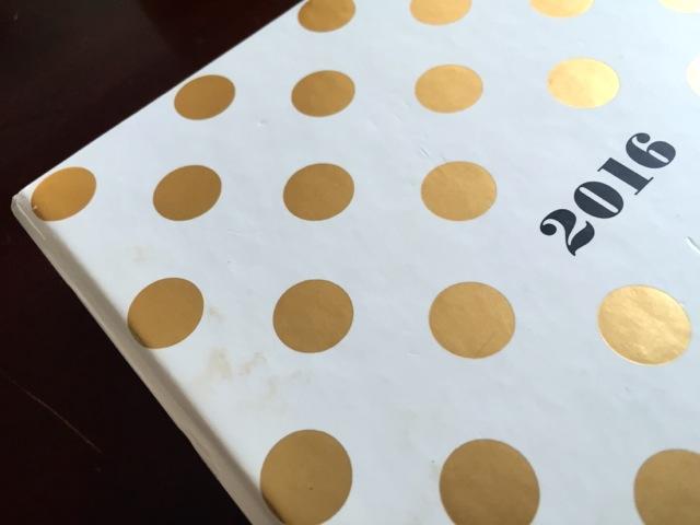 TOPAZ HORIZON: Review: Kate Spade 2016 Agenda plus how I use it