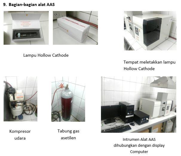 Laporan Penentuan Kadar atau Konsentrasi Ca Metode AAS