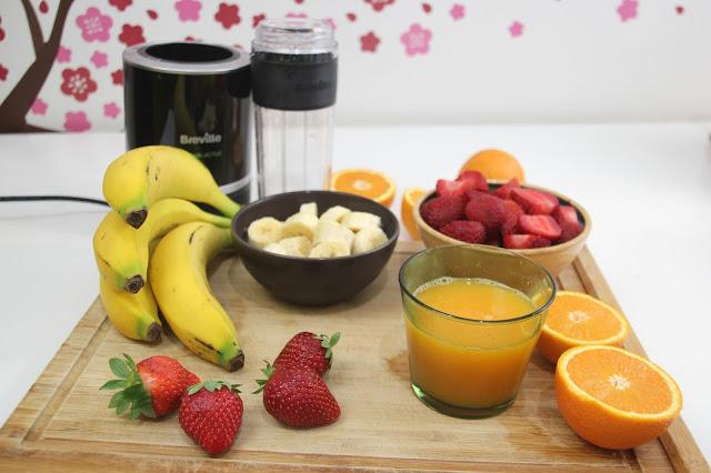 recetas zumos smoothies batidos saludables