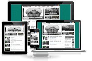 Jawara Simple Magazine Blogger Theme V1.0