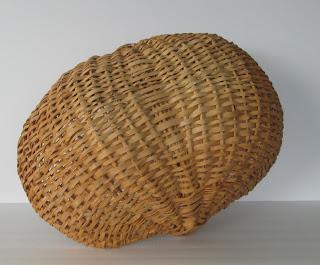 Basket-Gods Eye Bottom View