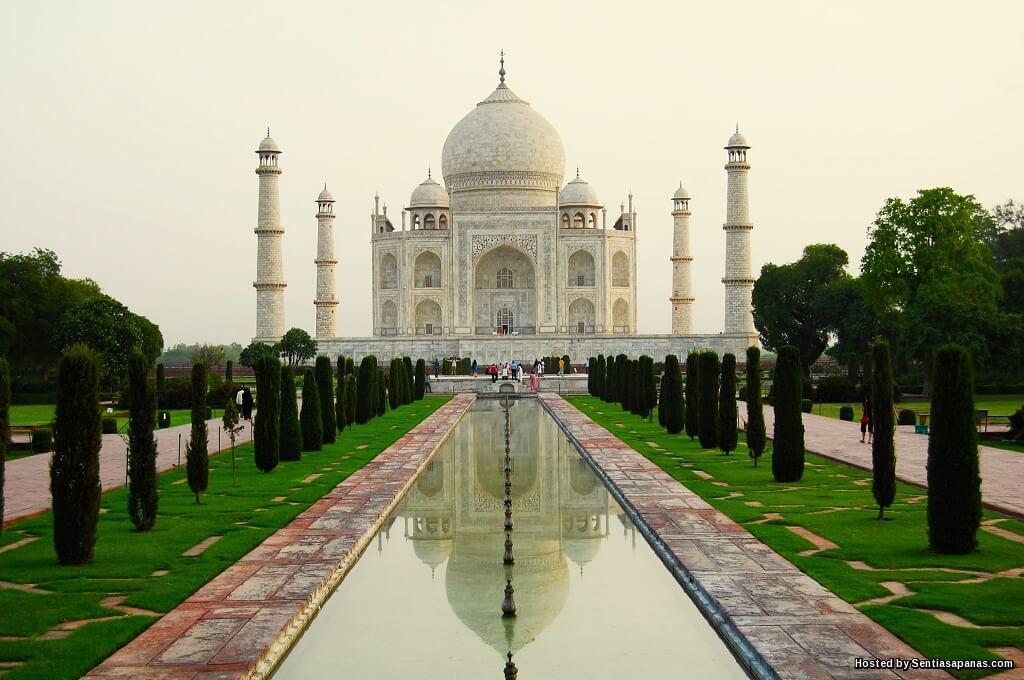 Taj Mahal Lambang Cinta Atau Nafsu?