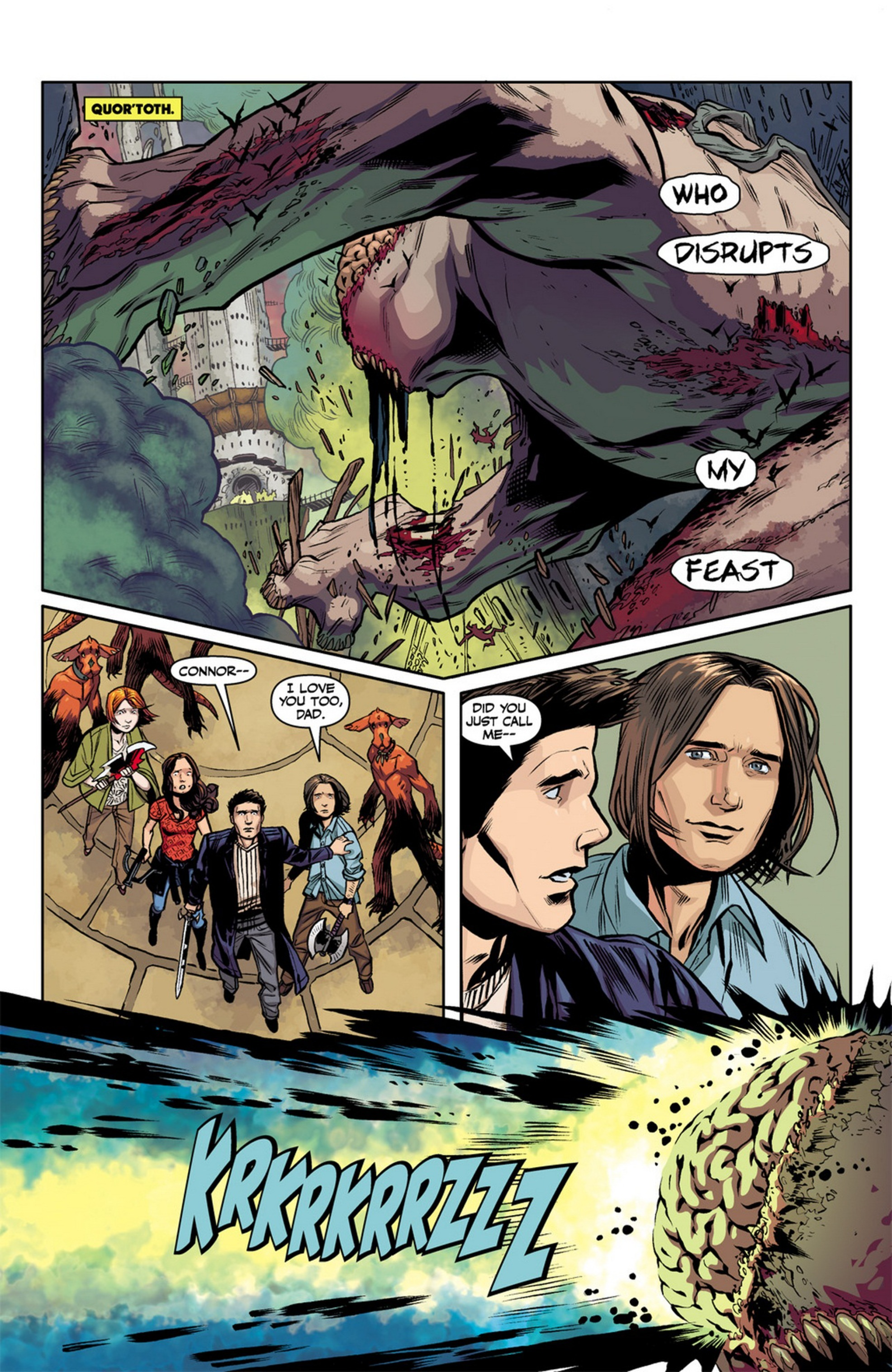 Angel and Faith issue 13 - Page 17