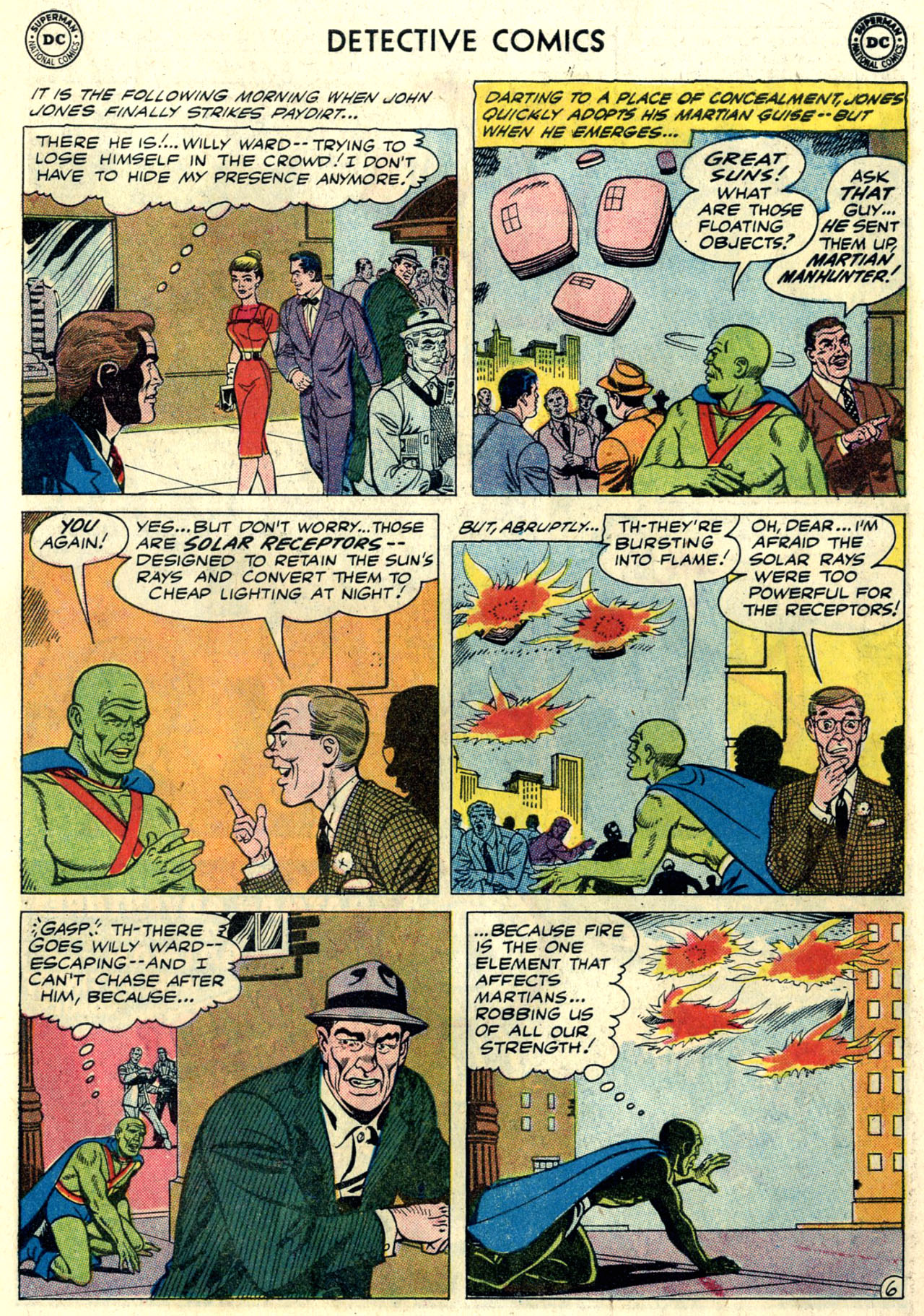 Detective Comics (1937) 279 Page 22