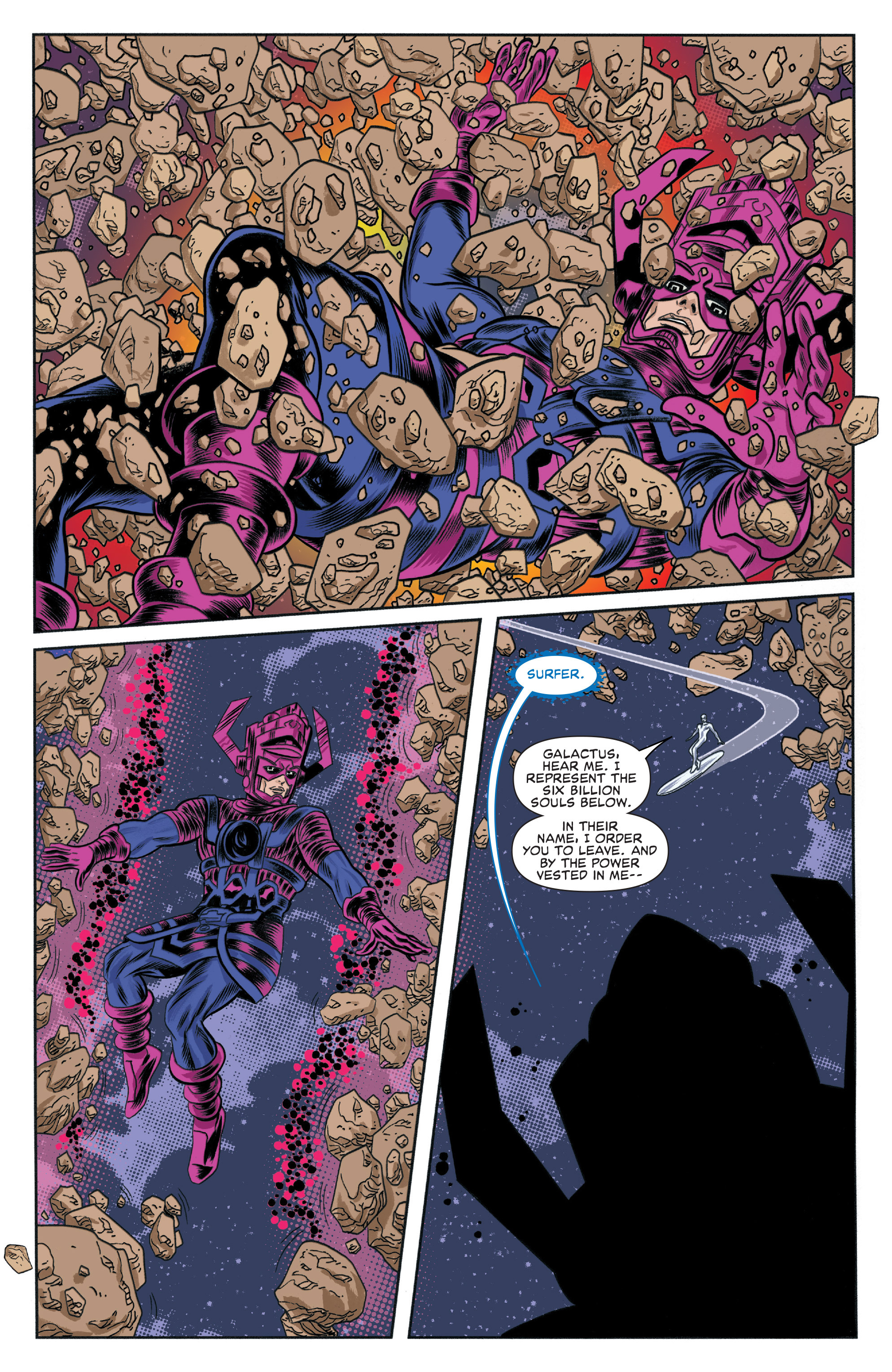 Read online Silver Surfer (2014) comic -  Issue #9 - 16