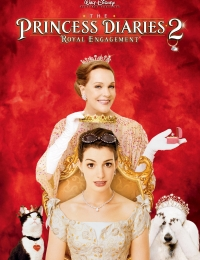 The Princess Diaries 2: Royal Engagement   Bmovies
