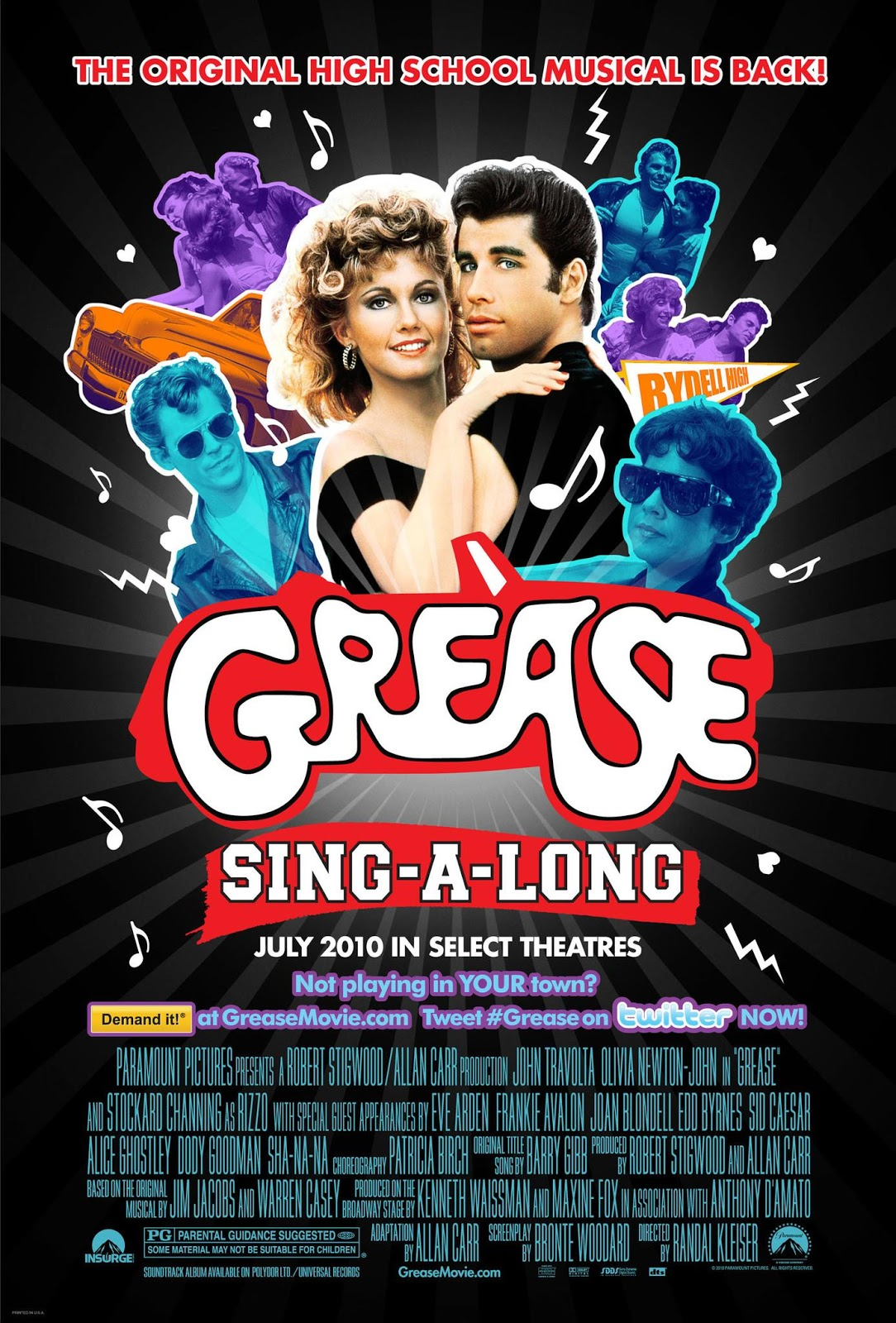 Grease (1978) ταινιες online seires oipeirates greek subs