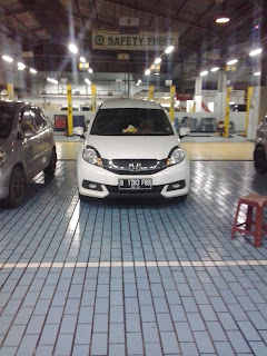 Privilege Program Honda New Mobilio