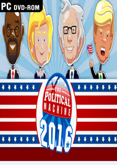 The Political Machine 2016 Campaing PC Full