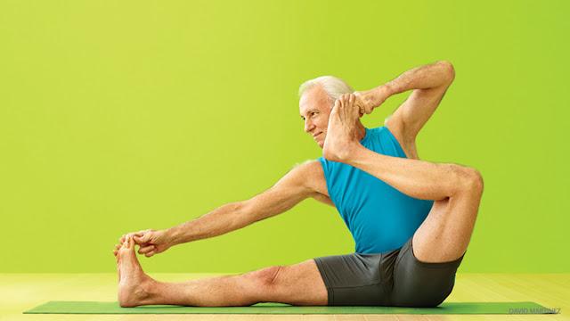 Mỗi ngày một tư thế Yoga || 42 Tư thế Nhân Mã