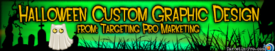 Halloween Graphic Design - Targeting Pro Marketing