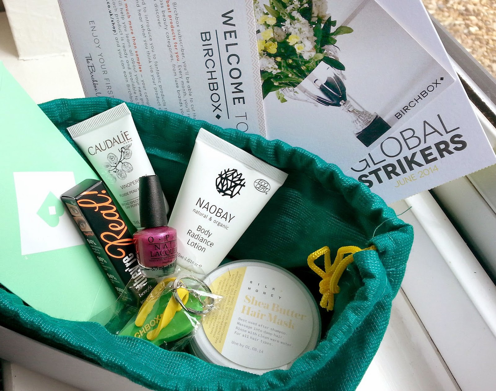June Birchbox, Beautybox, Birchbox honest review