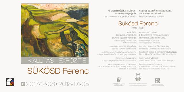 Sükösd Ferenc kiállítás
