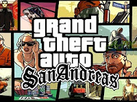 Download Game GTA: San Andreas APK DATA v1.08