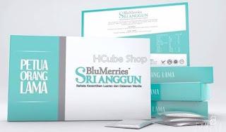 BLUE MERRIES SRI ANGGUN