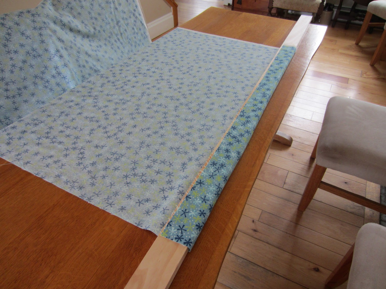 Color Me Quilty Board Basting