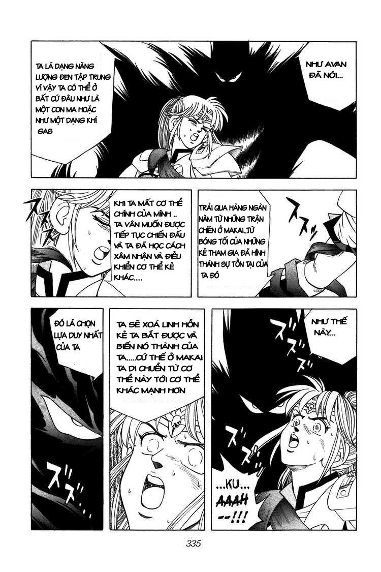 Dấu ấn rồng thiêng chap 316 trang 13