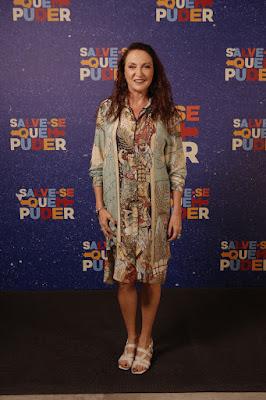 Débora Olivieri é Graziela é 'Salve-se Quem Puder', a nova novela das 7 — Foto: Artur Meninea/Gshow