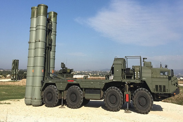 Rudal Mutakhir S-500 Rusia Yang Bikin Amerika Ketar Ketir
