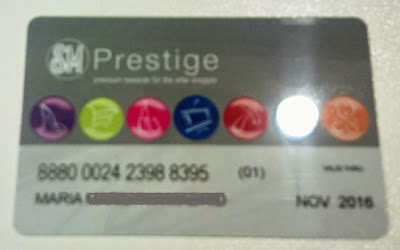 sm prestige card