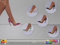 Madlen Eryx Shoes Recolor