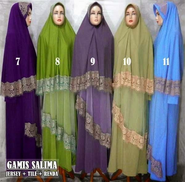 Gamis Syar I Busana Muslim Baju Muslim Pusat Busana Muslim Jual