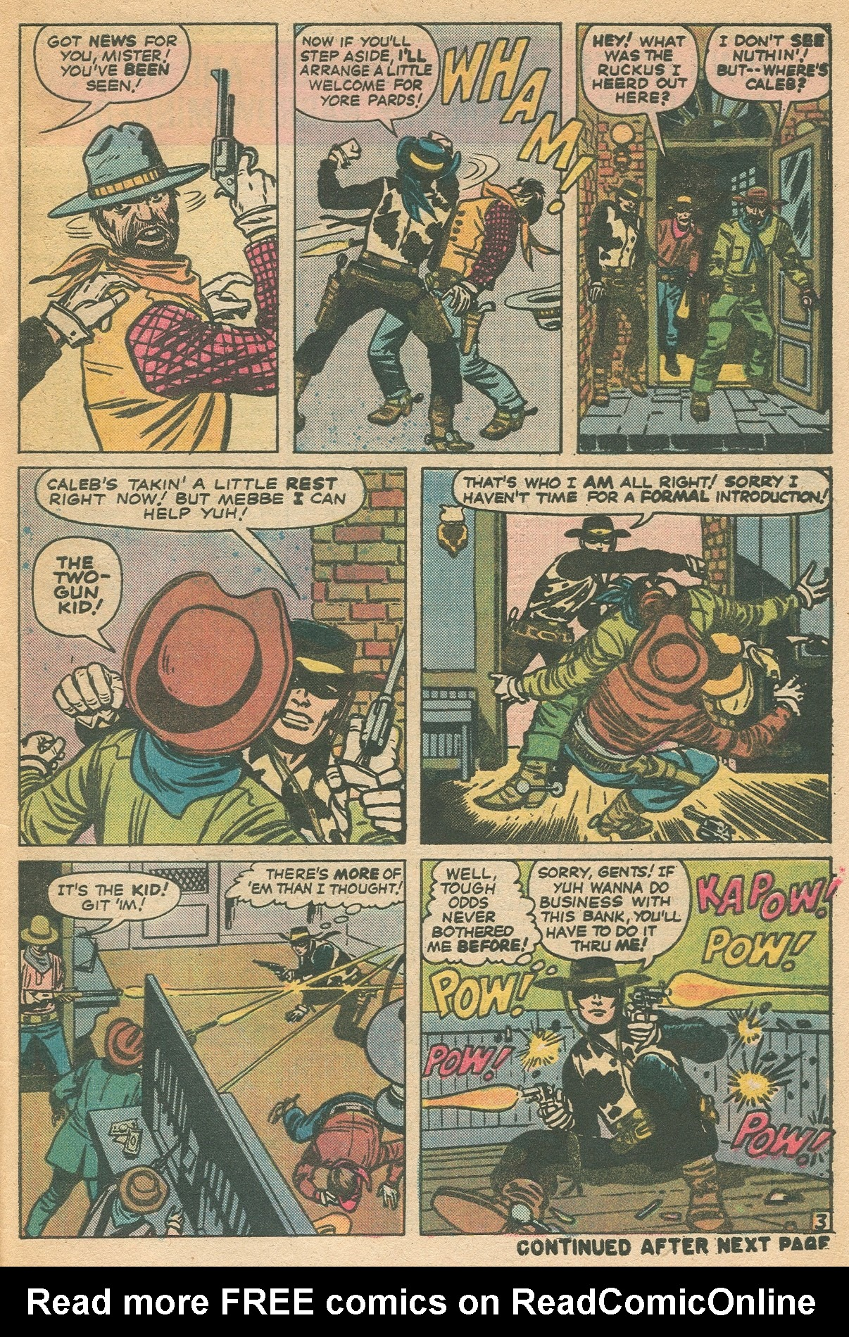 Read online Two-Gun Kid comic -  Issue #130 - 29